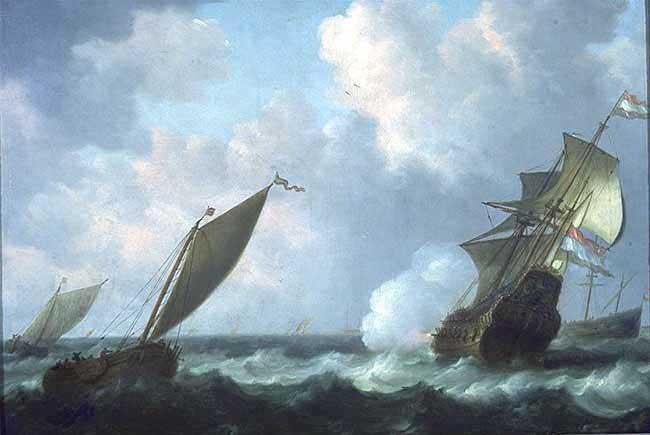 U017baglowce - Malarstwo - Malarstwo Holenderskie